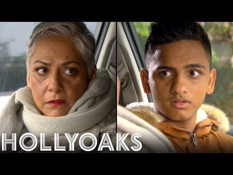 Hollyoaks: Imran's Back
