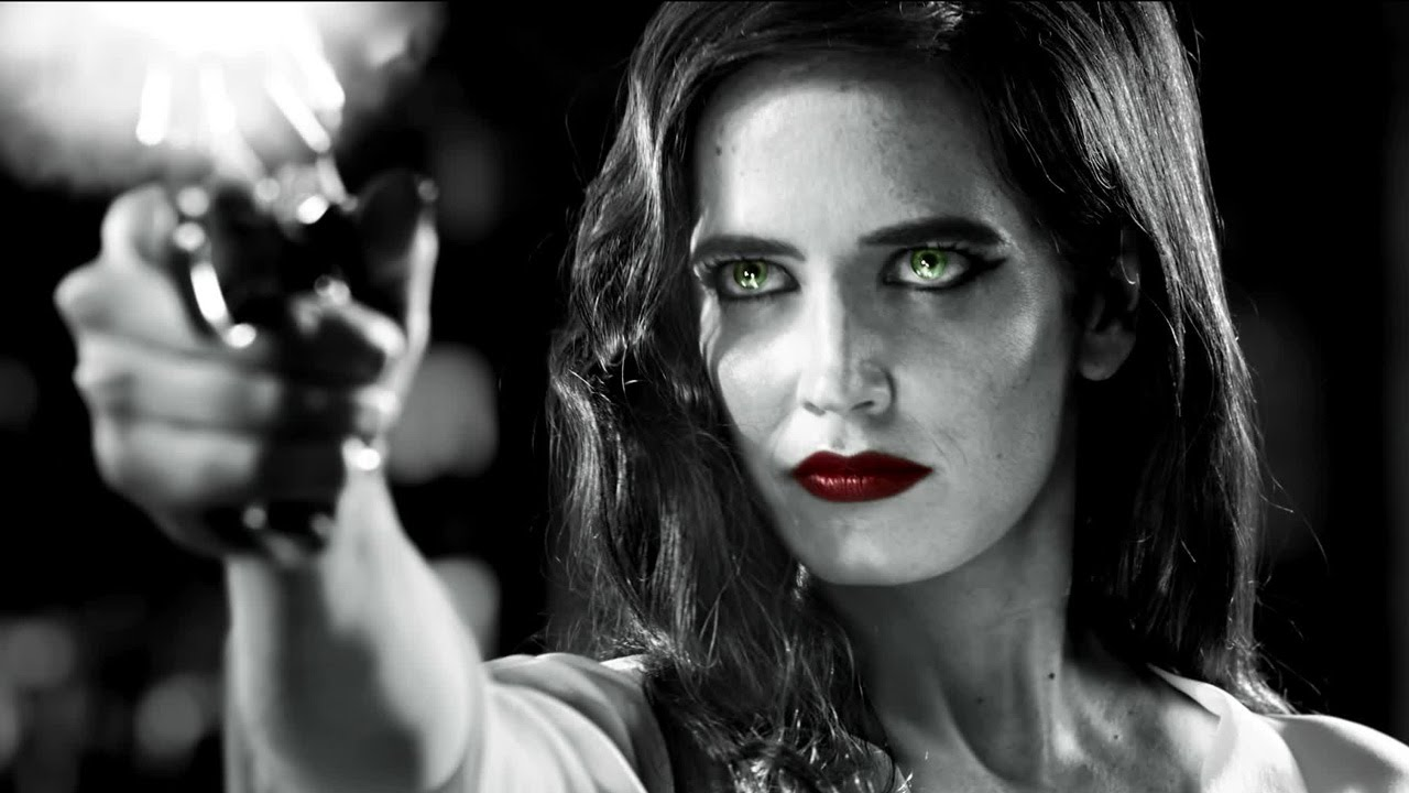 Eva Green On Her Sin City Role Filming Nude