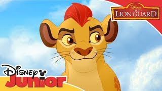 The Lion Guard |Training with Kion | Disney Junior Arabia