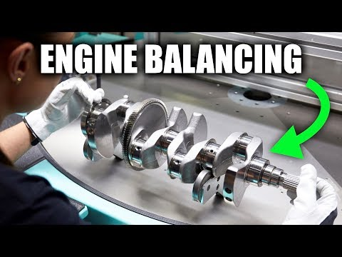 How Engine Balancing Works - Smooth Running Cars
