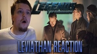 DC's Legends of Tomorrow Season 1 Episode 13: Leviathan Reaction
