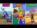 SEASON 6 NIGHT VISION GOGGLES! LUCKY vs PROS vs NOOBS! Fortnite Funny Moments 288