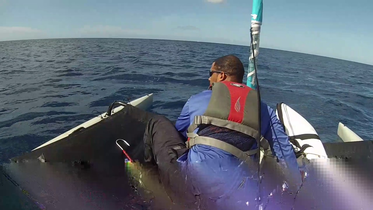 Hawaii kayak fishing youtube for Kayak fishing hawaii