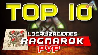 Top 10 ARK ✔ | Localizaciones para CONSTRUIR -Ragnarok/PVP - [PC/PS4/XBOXONE] /ARK SURVIVAL EVOLVED