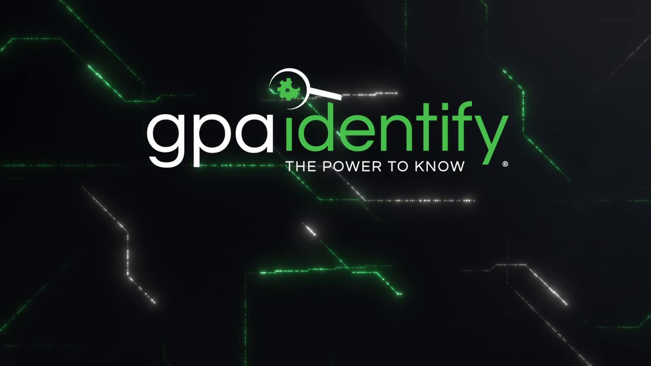 GPAidentify - Introducing the Power to Know