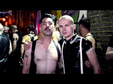 Recon Presents Unleashed - Fetish Week London 2017 from YouTube · Duration:  43 seconds