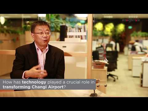 Steve Lee, CIO, Changi Airport Group on role of IT in Digital Transformation