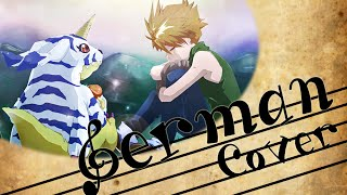~✿✿~ Digimon Soundtrack - Lass mich nicht allein - Fancover by Nekhali and smileOFflower