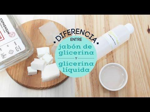 Diferencia entre jab n base glicerina y glicerina l quida - Hacer jabones de glicerina decorativos ...