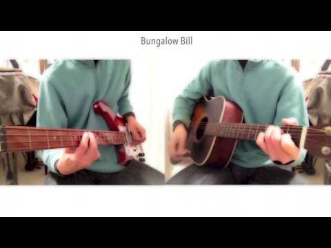 The Continuing Story Of Bungalow Bill - The Beatles karaoke cover