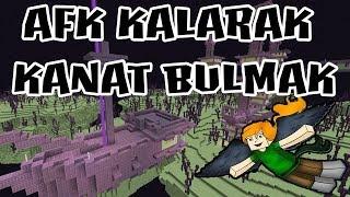 Minecraft faction bölüm-8 Afk kalarak kanaat bulmak