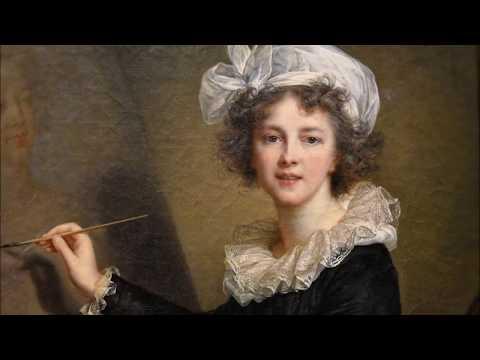 Élisabeth Louise Vigée Le Brun (1755 -1842) ✽ Ernesto Cortazar music