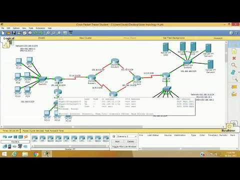DHCP Relay Agent in Cisco Router