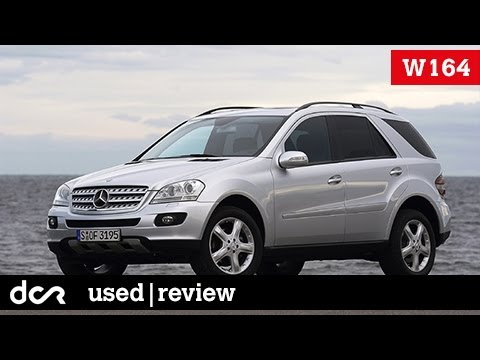 Buying A Used Mercedes M Class W164 2005 2011 Common Issues Engine Types Youtube