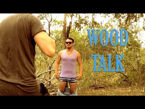 Gay Short Film - 'WOOD TALK'