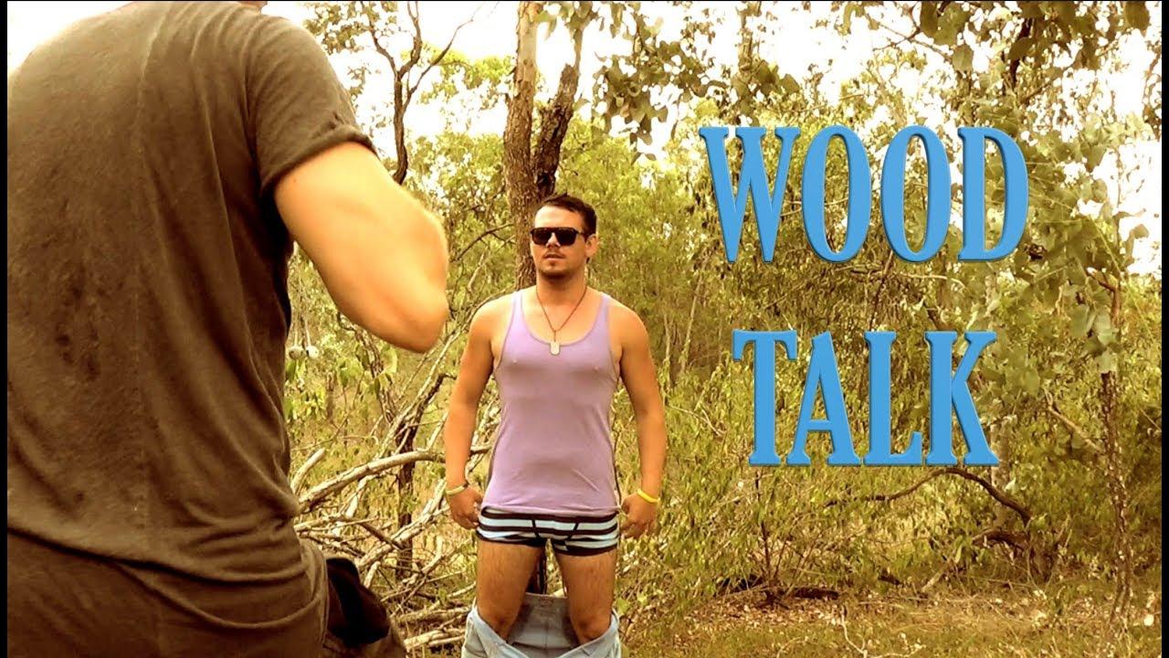 Download Gay Short Film - 'WOOD TALK' by Dan Fry (2017/2018)