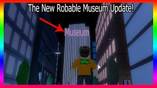 The New Summer Update In Jailbreak With New Museum Robbery? (Roblox)