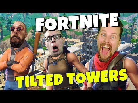 SoftisFFS vs figgehn VS Whippit i Tilted Towers i FORTNITE *Playground*