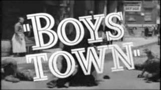 The Boys Town - (1938) - Original Trailer