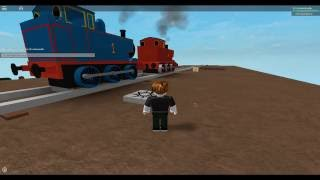 Roblox James and Thomas Crashes