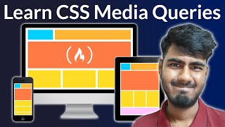 Learn CSS Media Queries by Building 3 Projects - Full Course