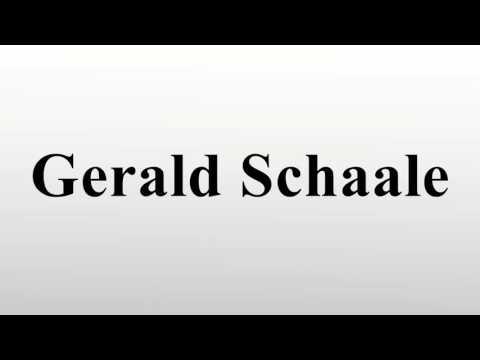 Gerald Schaale