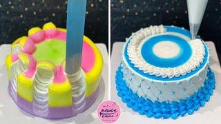 Top 10 Beautiful Cake Decorating Tutorials | Most Satisfying Cake Decorating Ideas | Making Cake