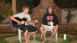 Freestyle - Andrew (vocal) + Andy (guitar)
