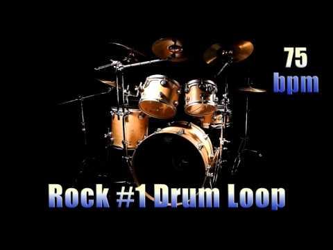 Rock #1 Drum Loop 75 bpm