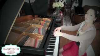 Train - 50 Ways to Say Goodbye   Piano Cover by Pianistmiri 이미리