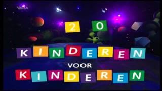 Kinderen voor Kinderen 20 - Tune