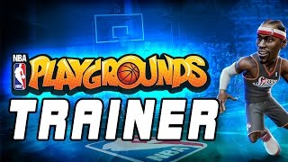NBA Playgrounds Trainer (with Gameplay)