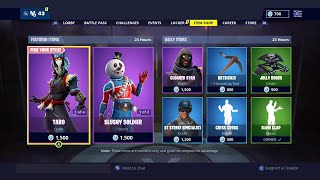 FORTNITE ITEM SHOP JANUARY 9 - FORTNITE NEW SKINS UPDATE (NEW FORTNITE BATTLE ROYALE DAILY ITEMS)