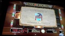 🔝🔥Eye of Horus mit Verlängerung 🔥🔝Vollbild🔥!!!Moneymaker84, Merkur Magie, Merkur, Novoline