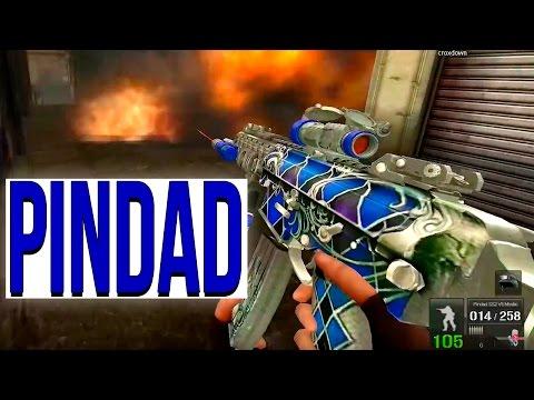 PINBADA ops PINDAD-  POINT BLANK