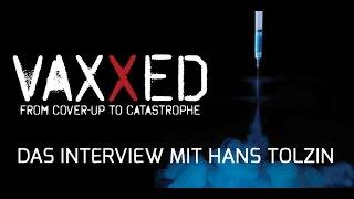 VAXXED - Das Interview mit Hans Tolzin   Kulturstudio Spezial