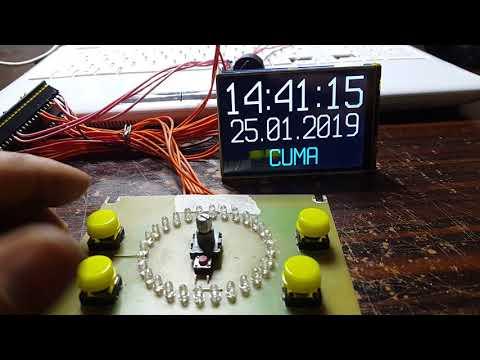 STM 32F103C8T6 İLE ANFİ TESTİNE GENEL BAKIŞ - YouTube