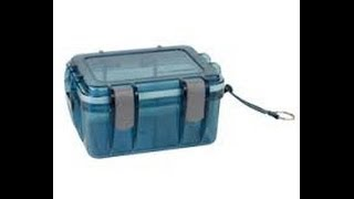 Outdoor Products- Watertight Dry Box (small)