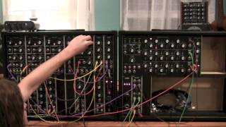First Q119 Sequence! (DotCom modular synth)