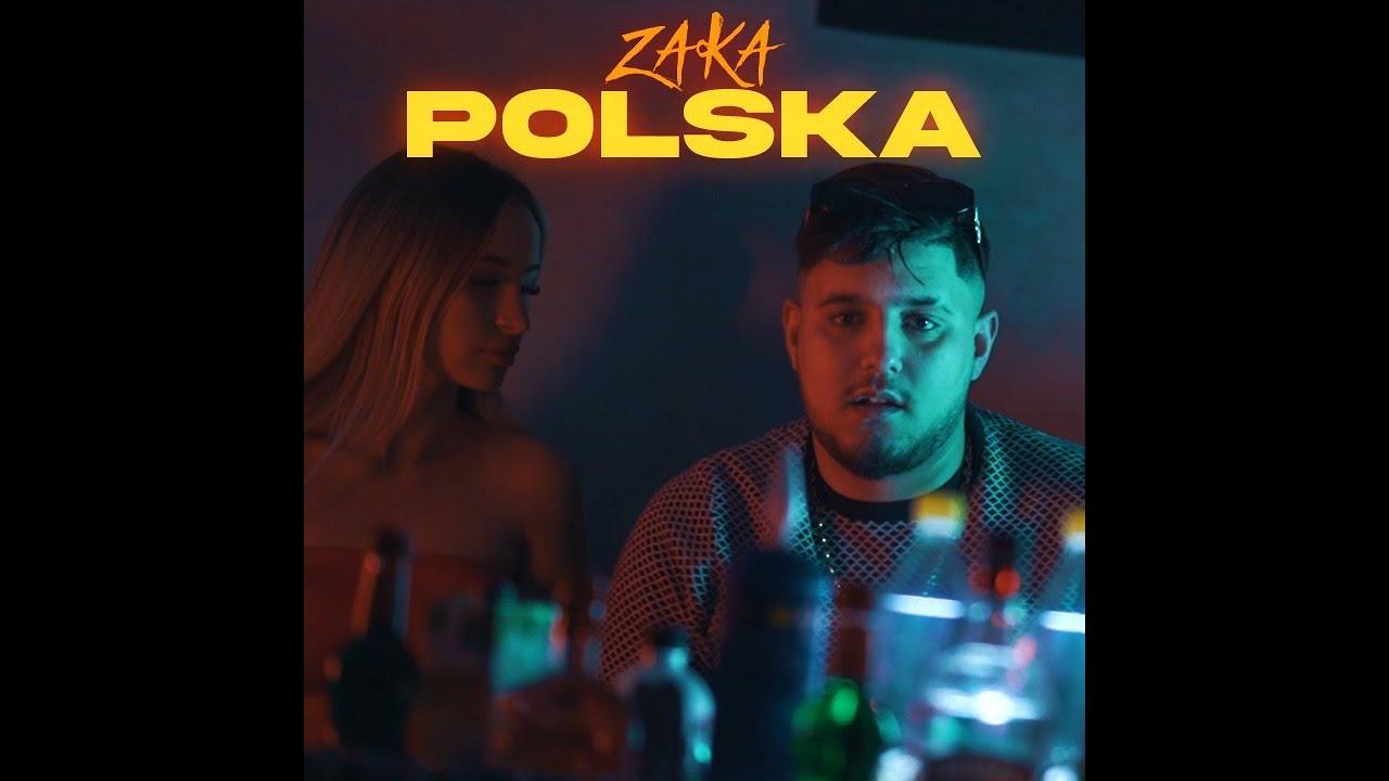 ZAKA - POLSKA ( clip officiel)
