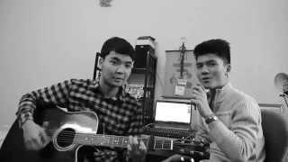 Tình Yêu Màu Nắng - Male version-  Acoustic guitar Cover