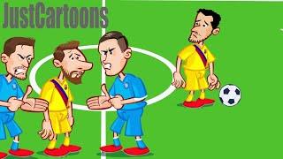 Napoli sv Barcelona 1-1 All goals