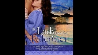 The Lady and the Falconer Book Trailer