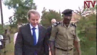 EU and Us ambassadors visit Besigye