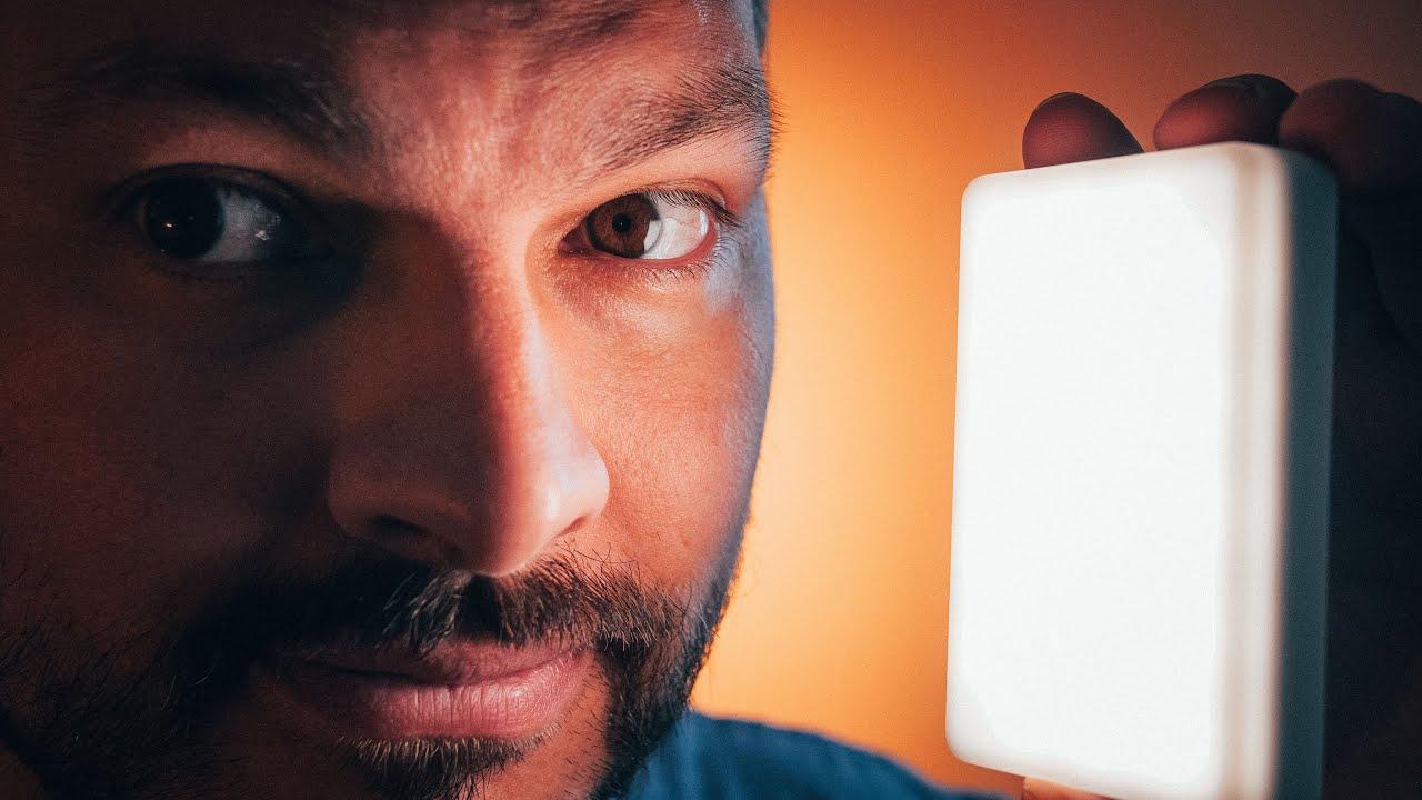 Lume Cube Panel Mini - A Powerful & Portable LED Light!