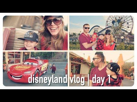 disney day 1 | disneyland vacation vlog | brianna k