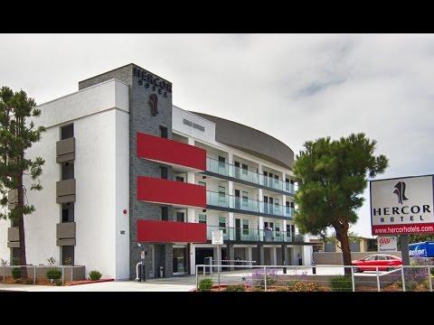 Hercor Hotel Urban Boutique Chula Vista Hotels California