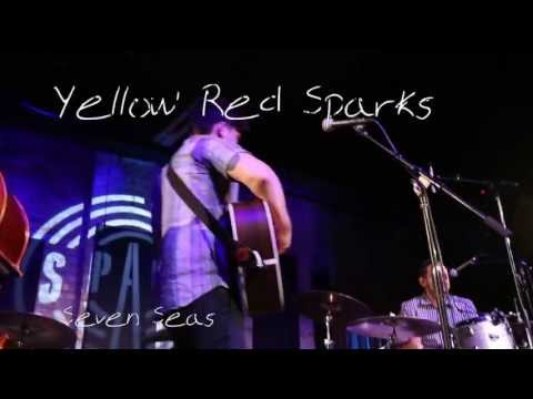 Yellow Red Sparks - Seven Seas