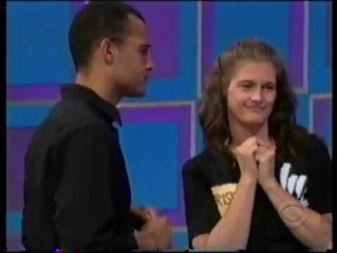 Price is Right -- Grocery Game -- A Deaf/Hard of Hearing Contestant (Carey)