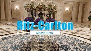 [Hotel Review#2] 리치칼튼 마카오 호텔 객…